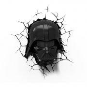 Star Wars Darth Vader Wandlampe 3D