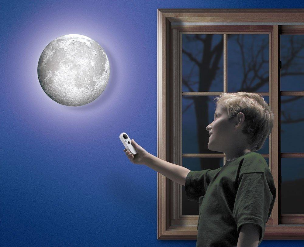 Mond wandlampe 3d panda kinderm bel - Wandlampe babyzimmer ...