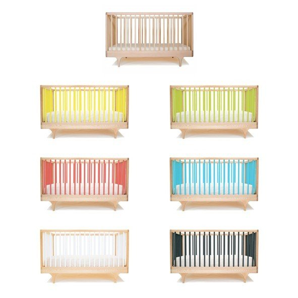 caravan babybett designer babybett von kalon studios. Black Bedroom Furniture Sets. Home Design Ideas