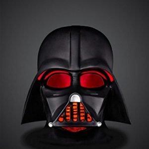 Darth Vader Wandlampe 3D