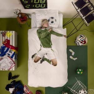 Snurk Bettwäsche Fussball
