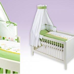 Wiesenglück bunt Babytextilien-Set