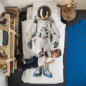 Snurk Bettwäsche Astronaut