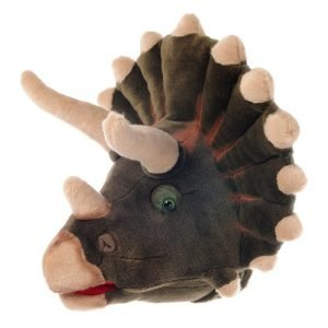 Plüsch Tierkopf-Trophäe Dinosaurier Adam