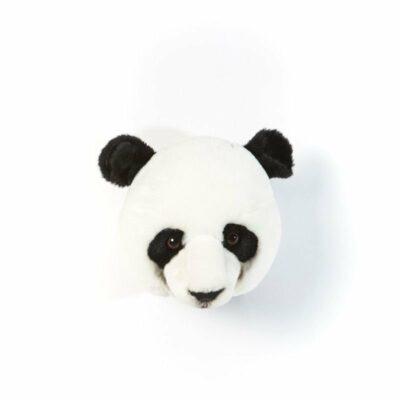 Plüsch Tierkopf-Trophäe Panda Thomas