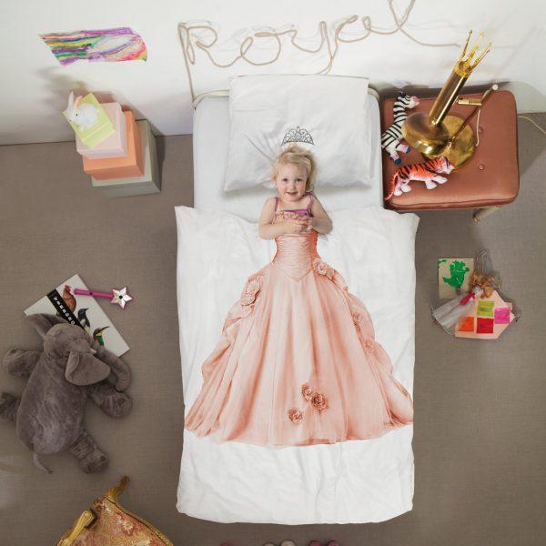 Wunderschöne Snurk Bettwäsche Prinzessin Bei Panda Kindermöbel