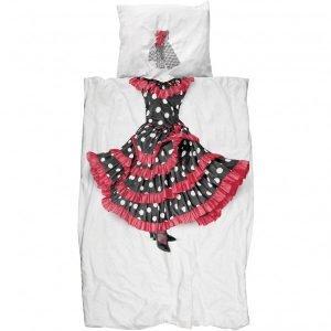 Snurk Bettwäsche Flamenco