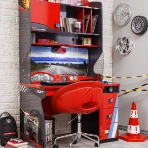 Champion Racer Schreibtisch mit Soundsytem