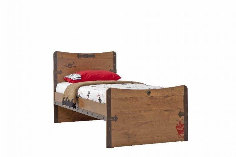 Pirate L Bett (100x200cm)