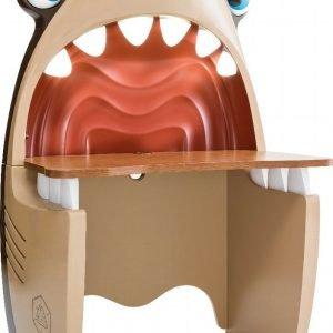Pirate Schreibtisch Hai