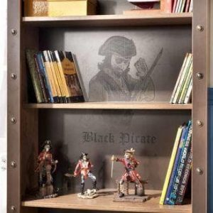 Pirate Bücherregal