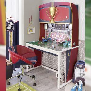 Football Schreibtisch mit Soundsystem
