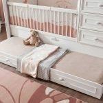 cilek romantic mitwachsendes babybett panda kinderm bel. Black Bedroom Furniture Sets. Home Design Ideas
