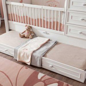 Romantic Baby Babybett umbaubar
