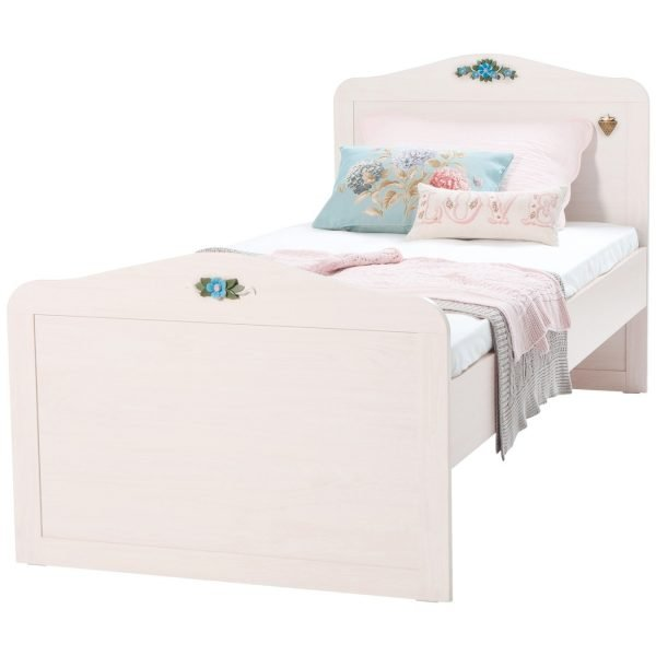 flora s bett eco 90x190cm hochwertig dennoch. Black Bedroom Furniture Sets. Home Design Ideas