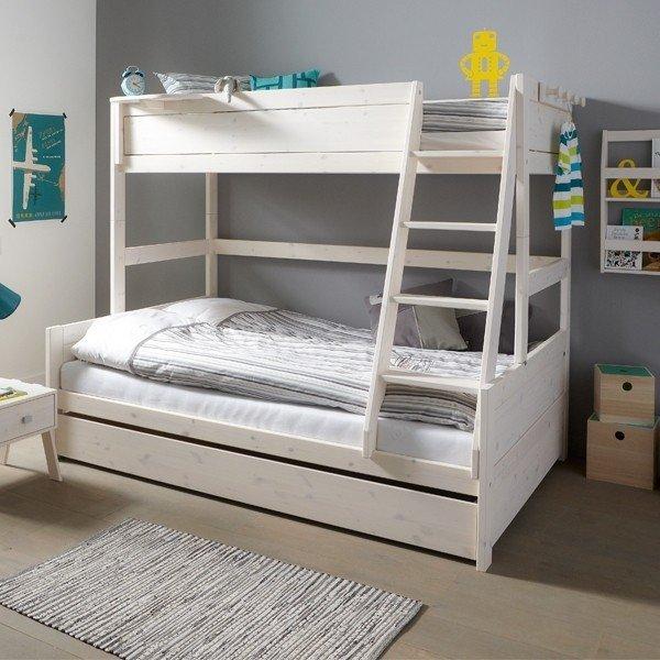 Jugendzimmer etagenbetten hochwertige platzsparende for Hochwertige jugendzimmer