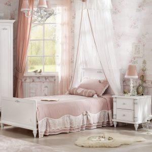 Romantic S Bett ECO (90x190cm)