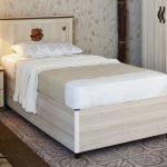 Royal Bett mit Stauraum (90x190cm)