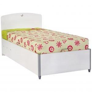 Active Bett mit Stauraum (90x190cm)