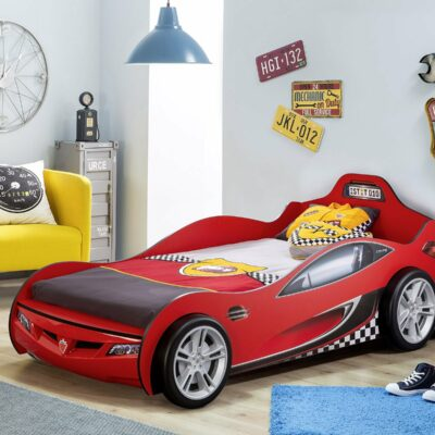 Cilek Autobett Coupe Rot