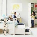 Flexa Classic Einzelbett / Weiss