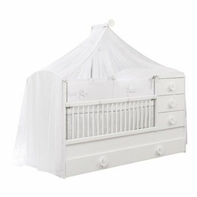 Betthimmel Baby Cotton