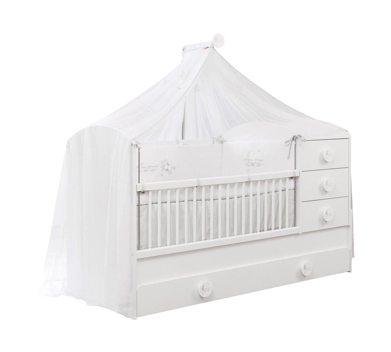cilek baby cotton betthimmel babybett accessoires panda kinderm bel. Black Bedroom Furniture Sets. Home Design Ideas