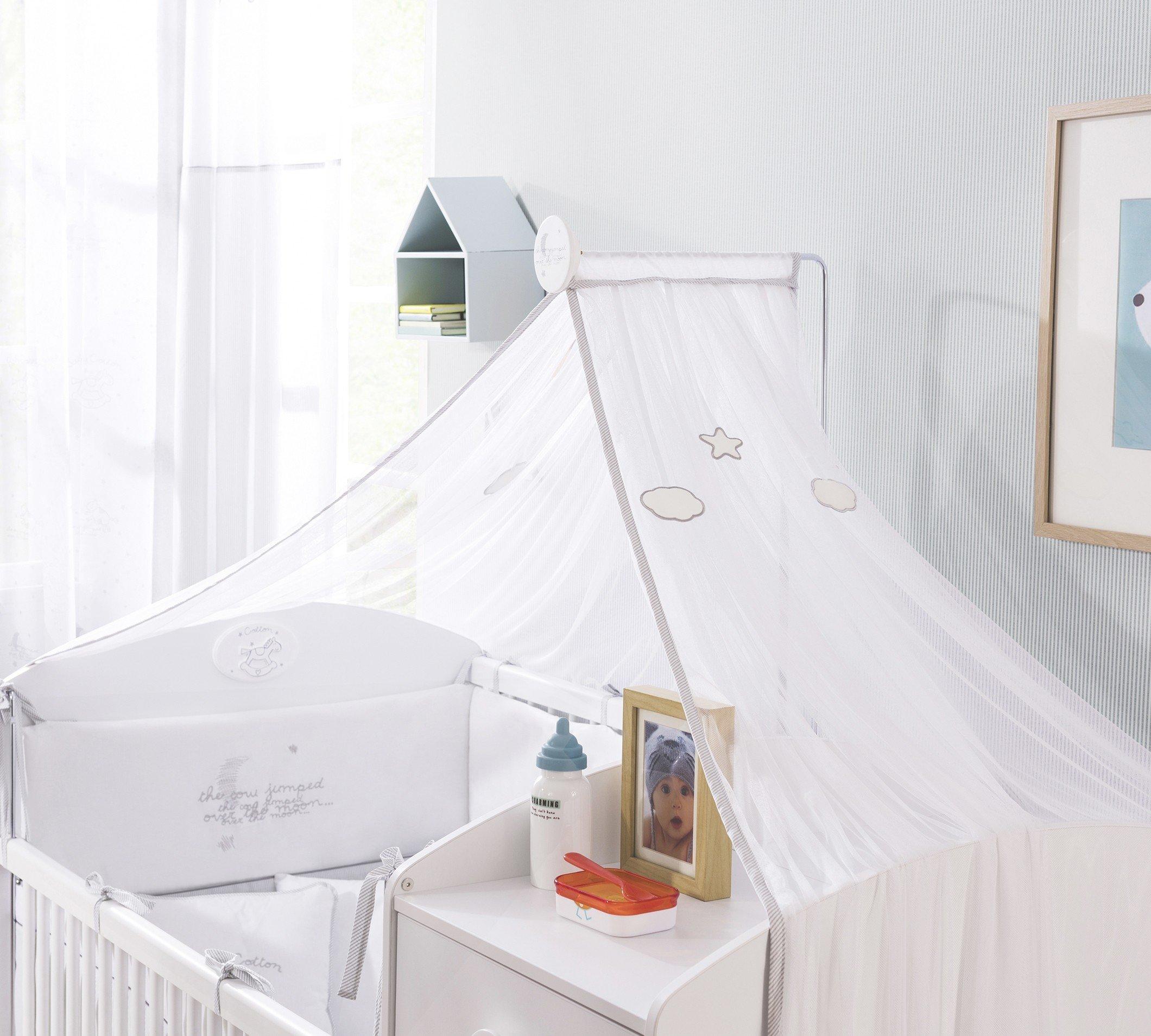 betthimmel baby cotton panda kinderm bel. Black Bedroom Furniture Sets. Home Design Ideas