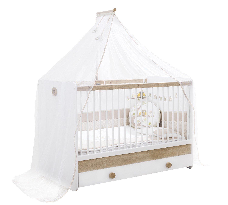 cilek natura baby betthimmel babybett accessoires panda kinderm bel. Black Bedroom Furniture Sets. Home Design Ideas