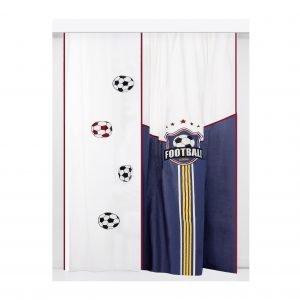 Football Vorhang