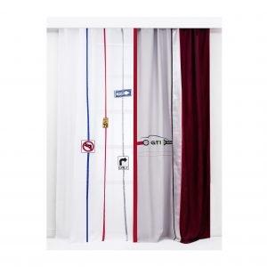 Biclass Vorhang