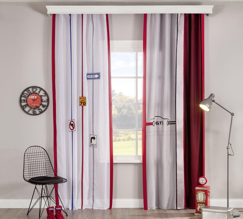 Cilek biclass gardine kinderzimmer zubeh r accessoires for Kinderzimmer accessoires