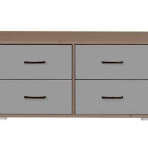 Flexa Kommoden mit 4 Schubladen/ Terra - Urban Grey - Urban Grey