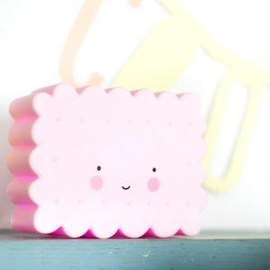 Dekolampe Keks pink