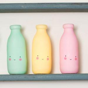 Dekolampe Milchflasche