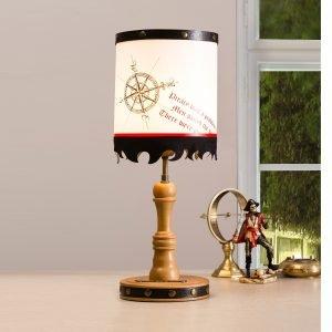 Tischlampe Pirate