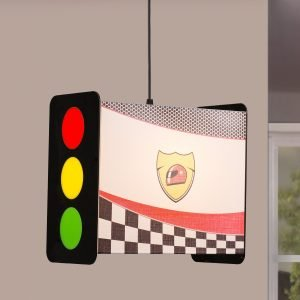 Deckenlampe Traffic Light