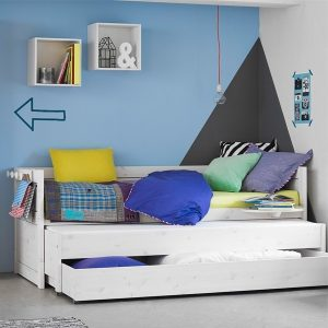 Bettkasten für Lifetime Betten