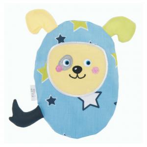 Traubenkernkissen Hund