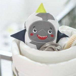 Traubenkernkissen Shark