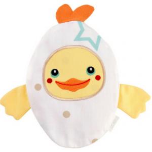 Traubenkernkissen Ente