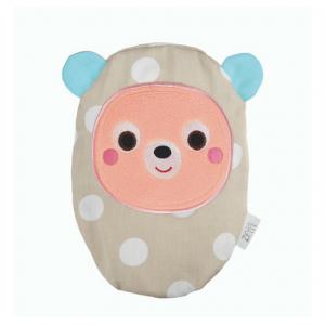 Traubenkernkissen Bär