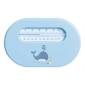 Wandthermometer Wally Whale