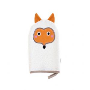 Waschhandschuh Fuchs