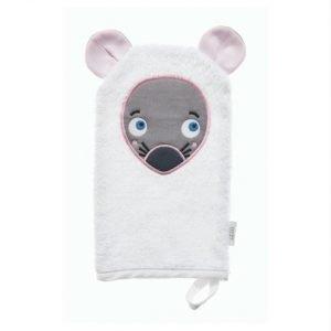 Waschhandschuh Maus