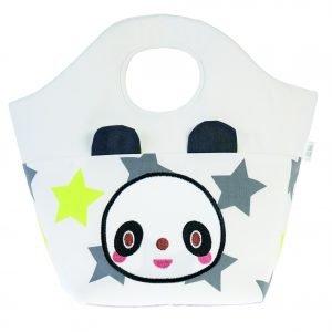 Pflege-Spielzeugtasche Panda