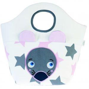 Pflege-Spielzeugtasche Maus