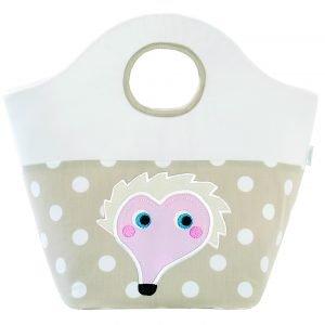 Pflege-Spielzeugtasche Igel