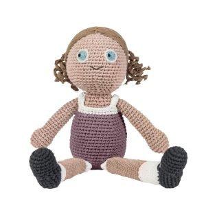 Häkel-Puppe, Daisy