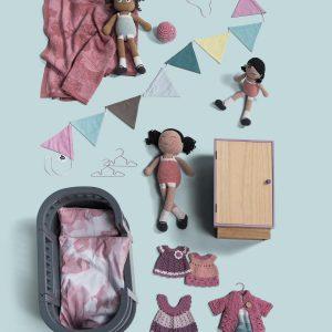 Häkel-Puppe, Li
